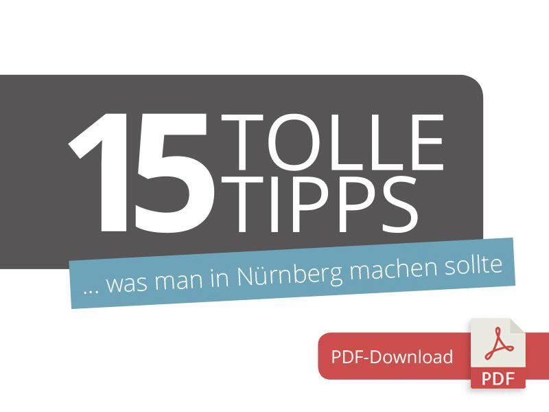 15 tolle Nürnberg Tipps