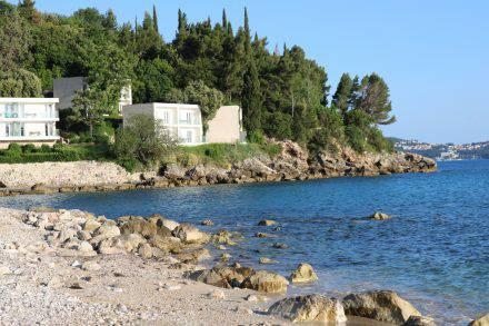 Nur ein paar Kilometer südlich von Dubrovnik und doch ist Mlini eine ruhige Oase.