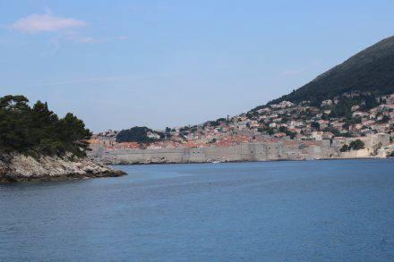 Dier Perle der Adria - Dubrovnik steht als Weltkulturerbe unter dem Schutz der Unesco.