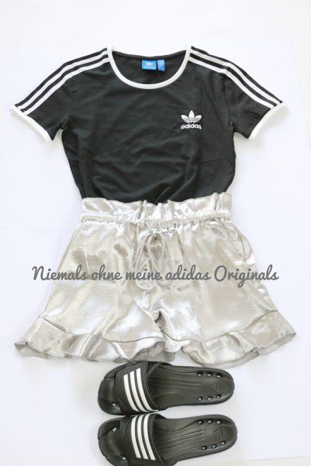 Be Original – Shorts & Stripes