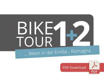 Biketouren – Biken in der Emilia – Romagna