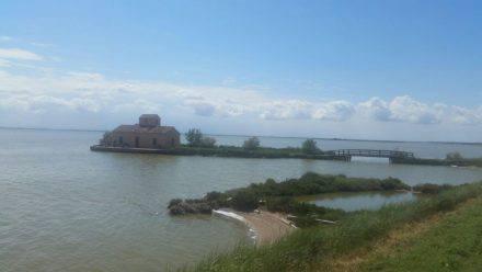 Tolle Fotomotive entlang des Agosta-Damms