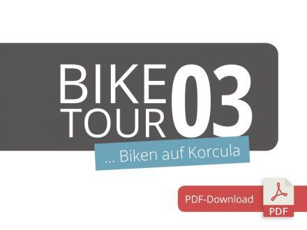 Biketouren – Biken auf Korcula