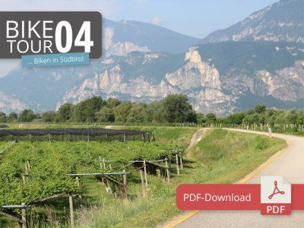 Biketouren – Biken in Südtirol
