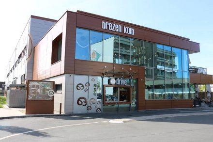 Ob drive-through, Terrasse oder Innenraum - ein Besuch beim Brezen Kolb in der Ostendstraße in Nürnberg ist immer ein Genuss.