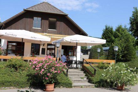 Am kleinen Camping Traunsee in Altmünster hat man den See vor der Tür.