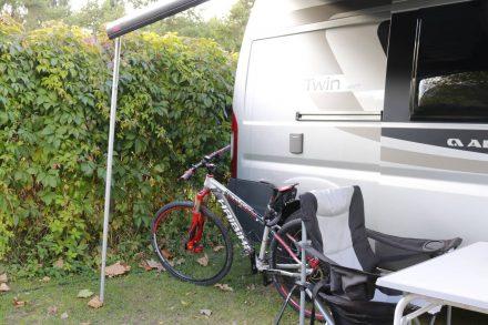 Die Gegend rund um den Lago di Caldonazzo und den Lago di Levico ist perfekt zum Biken.