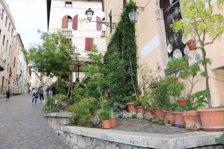 Bassano del Grappa geht bis in das 2. Jahrhundert zurück.
