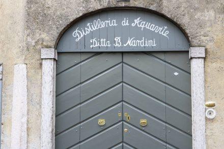 In Bassano del Grappa findet man an vielen Ecken alte Destillerien.