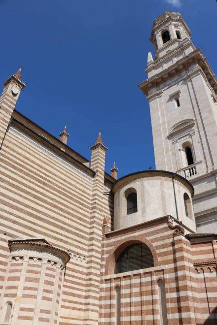 Der Dom von Verona.