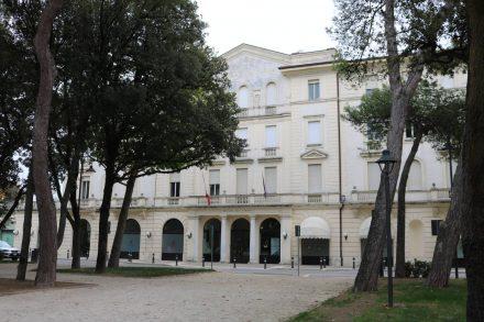 Rimini Marina ist ein wirklich hübscher Stadtteil von Rimini.