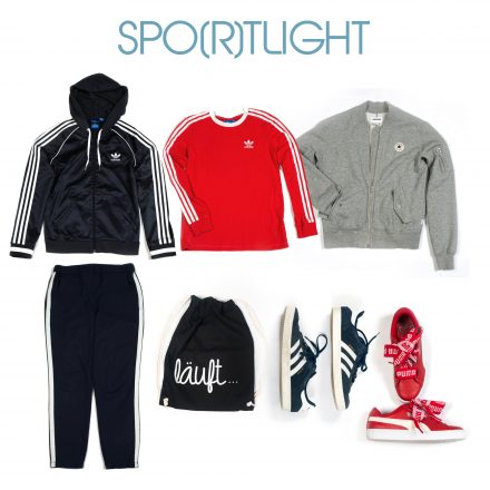 Spo(r)tlight – Trackpants und Co. auf Reisen