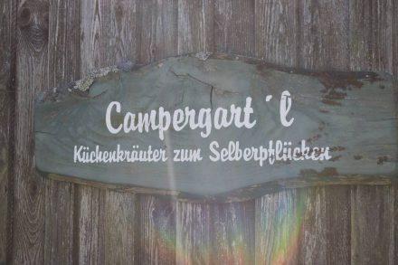 Service im Camping Schwanenplatz.