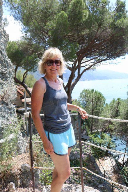 Nach den ersten zwei Stunden ist Monterosso erreicht.