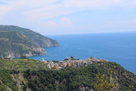 Corniglia liegt als einziges Cinque Terre Dorf nicht direkt am Meer. Vielleicht ist es auch deshalb nicht ganz so überlaufen.