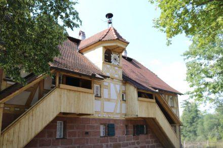 Schon im 14. Jahrhundert war Hammer als Mühle in Betrieb.
