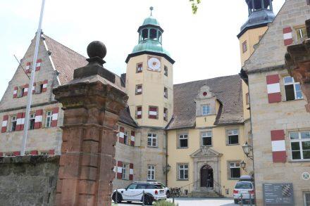 Im Hersbrucker Schloss ist das Amtsgericht untergebracht.
