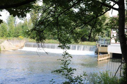Das Wasserkraftwerk von Hammer geht bis 15 Jahrhundert zurück.