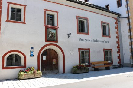 Das Lungauer Heimatmuseum in Tamsweg.