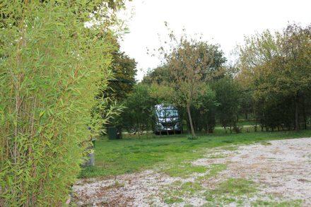 Das hübsche Agriturismo Alba mit seinen sehr netten Padroni war komplett leer.
