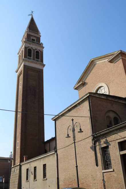 Die Cattedrale in Adria.