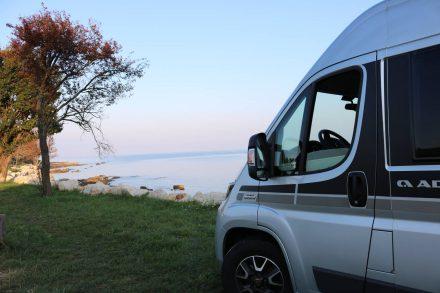4 Tipps für einen Wohnmobil-Urlaub im Norden Kroatiens