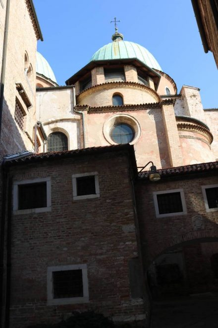 Der Duomo di Treviso di San Pietro.