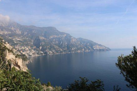 Kurven, Kurven, Kurven – mit dem Campingbus entlang der Amalfi-Küste
