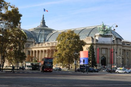 Das Petit Palais wurde zur Weltausstellung 1900 errichtet.