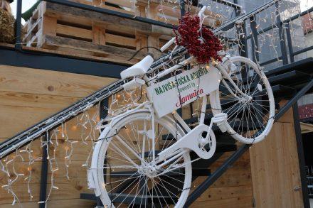 Liebevolle und ungewöhnliche Details schmücken die Weihnachtsmärkte.