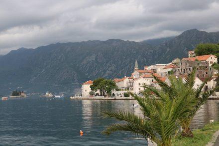 Die Bucht von Kotor – so gehts mit dem Wohnmobil