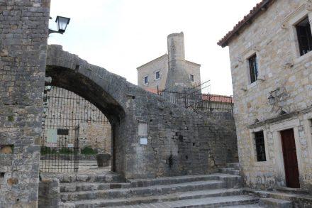 Im früheren türkischen Gefängnis ist das Stadtmuseum untergebracht.