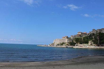 Mit dem Wohnmobil im Süden von Montenegro