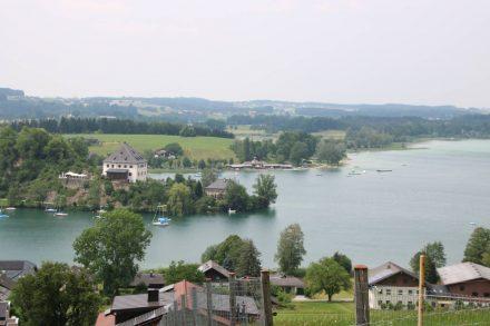 Wohnmobil-Ausflug zum Biken an die Trumer Seen