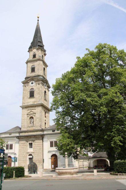 Pfarrkirche Mattsee.