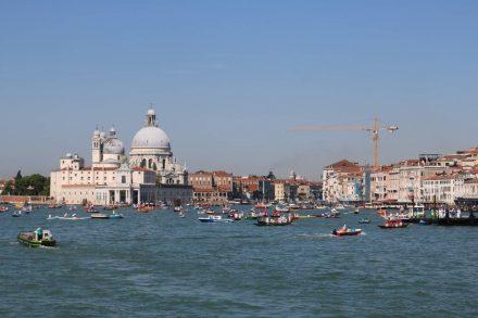 Ausflug mit der Fähre nach Venedig vom Camping in Cavallino