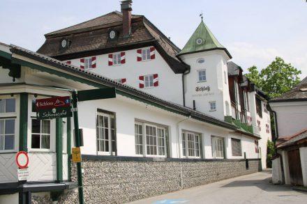 Schloss-Hotel in Mattsee.
