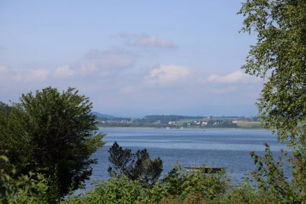 Der Wallest ist der größte See im Salzburger Seenland.