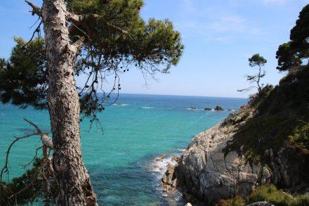 Nach ein paar Schritten auf dem Küstenweg Cami de Ronda taucht schon wieder das nächste grandiose Motiv auf.