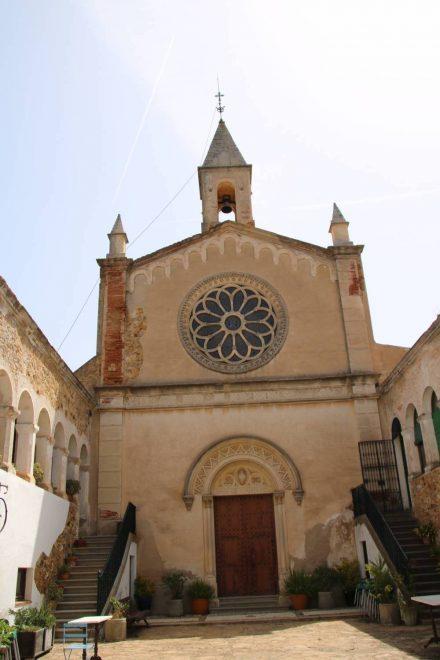 Wallfahrtskirche aus dem 19. Jahrhundert.