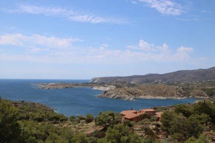 Die ganze Küstenlinie zwischen Port Lligat und dem Cap gehört zum Naturschutzpark Cap Creus.