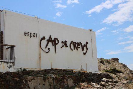 Am Cap de Creus ist ein beliebter Treffpunkt mit zwei kleinen, netten Restaurants.
