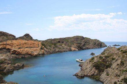 Jede einzelne Bucht an der Küste des Parc Nature Cap Creus ist ein Naturgemälde.