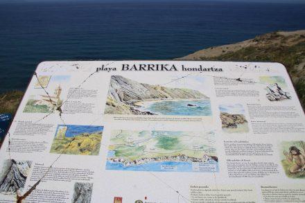 Die Geschichte der Küstenregion rund um Barrika.