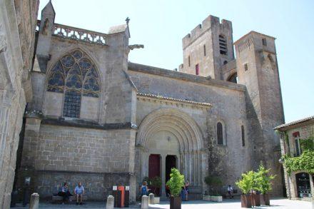 Die Basilika von La Cite.