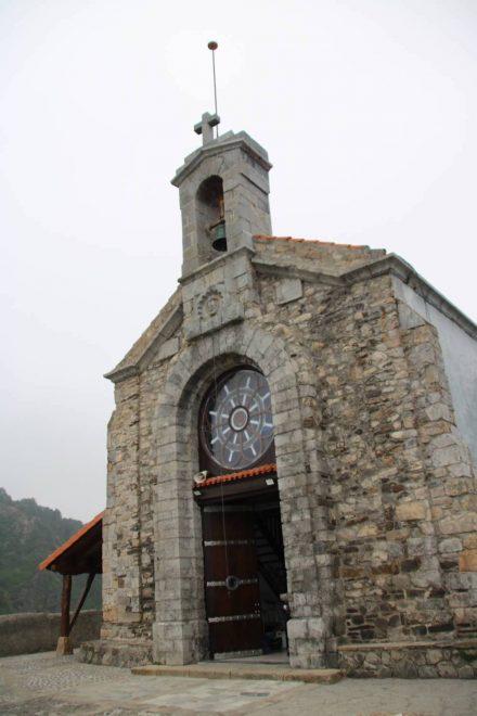 Die Kapelle San Juan de Gaztelugatxe.