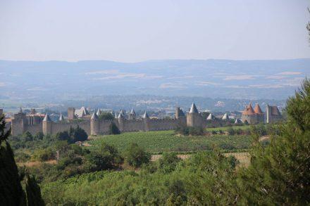 Ausflug ins Mittelalter – La Cite de Carcassonne in Südfrankreich