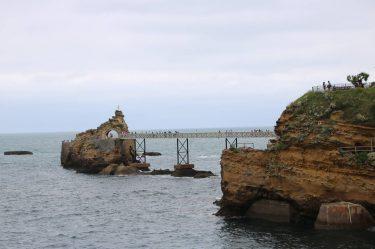 Eines der Wahrzeichen von Biarritz.