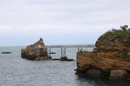 Die älteste Seefahrerkapelle und das sympathische Biarritz
