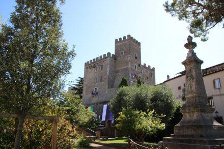 In der Rocca di Manciano ist heute das Rathaus.